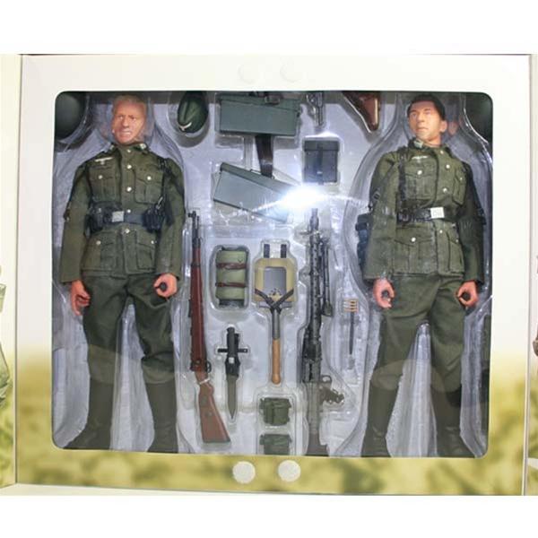 Dragon Action Figures Heinrich /& Erich Hat 1:6 Scale