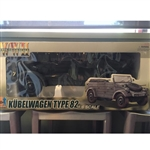 Boxed Vehicle: Dragon German Kubelwagen Type82 (71050)