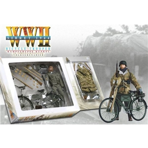 "Boxed Figure: Dragon Battle Of The Bulge 60th Ann. ""Jupp Bauer"" (70365)"