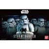 Model Kit: Bandai 1/12 Scale Star Wars Stormtrooper (BAN-194379)