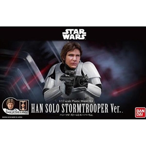 Model Kit: Bandai 1/12 Scale Star Wars Han Solo Stormtrooper Ver. (BAN-225743)