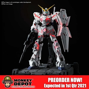 Model Kit: Bandai Unicorn Gundam (Ver.Ka) (907277)