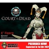 Action Figure: Boss Fight 4 inch Gethsemoni Queen of the Dead (907135)