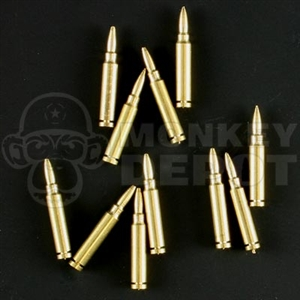 Ammo Battle Gear Toys US WWII 30 cal Bullets