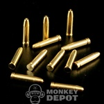 Ammo: Battle Gear Toys Winchester Metal Rounds