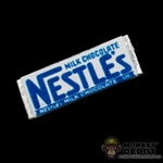 Food: Battle Gear Toys Nestle's Candy Bar (Bl)