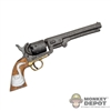 Pistol: Battle Gear Toys Clint Eastwood Navy Colt Revolver w/Snake Handle