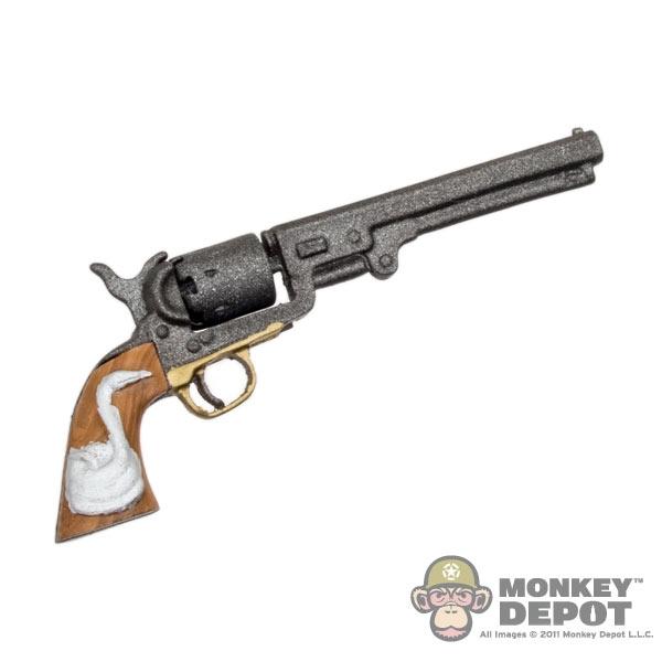 monkey depot pistol battle gear toys clint eastwood navy colt