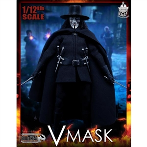 Bullet Head 1/12th V Mask (BHD-004)