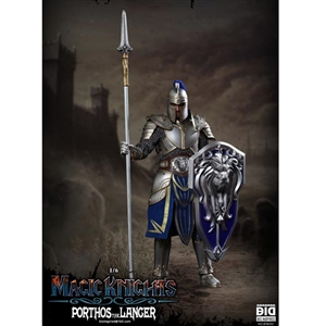 Boxed Figure: BIO Inspired Lancer The Porthos (BFB-002)