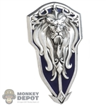 Shield: BIO Inspired Lion Head Shield