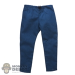 Pants: BIO Inspired Mens Blue Pants