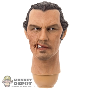 Head: BBK Toys Jonah Hex