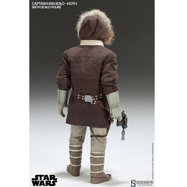 Sideshow échelle 1//6 Base//Support de Captain Han Solo Hoth Figure