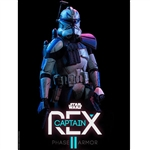 Sideshow Star Wars Captain Rex - Phase II Armor (100222)