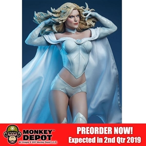 Statue: Sideshow Emma Frost - Premium Format (300688)