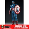 Boxed Figure: Sideshow Captain America (100171)