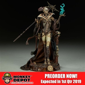 Statue: Sideshow Xiall - Osteomancers Vision (500065)