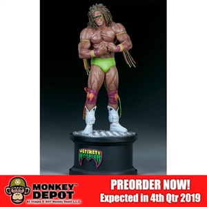Statue: PCS 1/4 Scale Ultimate Warrior (303794)