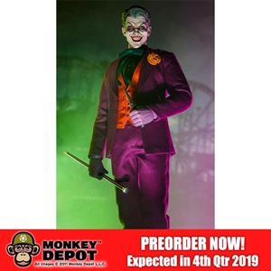 Boxed Figure: Sideshow The Joker (100426)