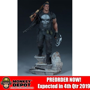Statue: Sideshow Premium Format The Punisher (300532)