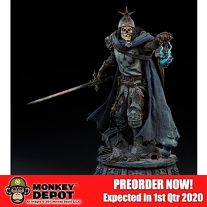 Statue: Sideshow Relic Ravlatch: Paladin of the Dead (300663)