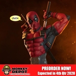 Statue: Sideshow Deadpool Bust (400346)