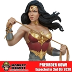 Statue: Sideshow Wonder Woman Bust (400349)