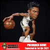 Collectible Figure: Base4 Ventures Giannis Antetokounmpo SmALL-STARS (906921)