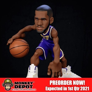 Collectible Figure: Base4 Ventures LeBron James SmALL-STARS (906919)