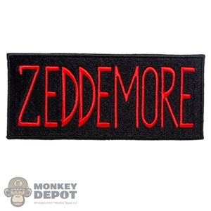 Patch: Blitzway 1/1 Scale Zeddemore Patch