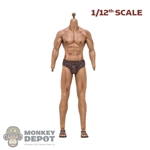 Figure: By Art 1/12th Seamless Bloody Muscle Body w/Shoes