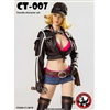 Outfit Set: Cat Toys Handywoman Character Set in Black (CAT-007B)