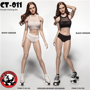 Outfit: Cat Toys Fitness Female Clothing Set (CAT-011)