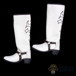 Boots: Cat Toys Female White Boots