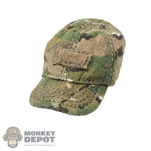 Hat: Cat Toys Female Multicam Cap