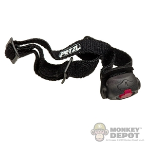 Flashlight: Crazy Dummy Petzl Headlamp