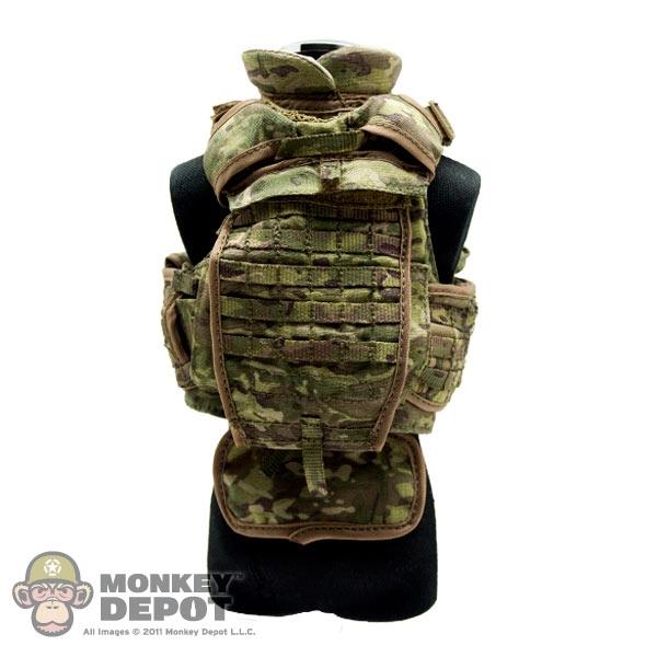 Monkey Depot Vest Crazy Dummy Iotv Gen 2 Multicam