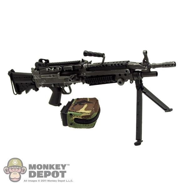 Rifle Barrack Sergeant MK 48 Mod 0