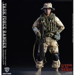 CrazyFigure 1/12 US Military 75th Rangers Regiment (CF-LW003)