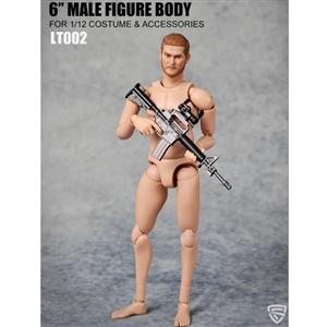 1/12 Multi Joint Movable Male Body without Neck (CF-LT002)
