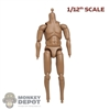 Figure: CrazyFigure 1/12th Base Body w/Pegs