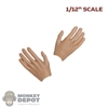 Hands: CrazyFigure 1/12th Mens Hands (Relaxed)