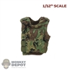 Vest: CrazyFigure 1/12th Mens Ranger Body Armor (Woodland)