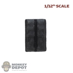 Ammo: CrazyFigure 1/12th Molded Double Pistol Mag Pouch (Weathered)