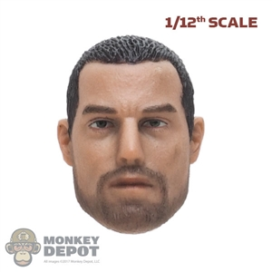 Head: CrazyFigure 1/12th John