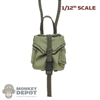 Pouch: CrazyFigure 1/12th Green Sundry Bag