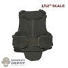 Vest: CrazyFigure 1/12th Mens Green DF2 Armor Vest