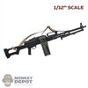 Rifle: CrazyFigure 1/12th PKP Pecheneg Machine Gun