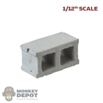Tool: Chingadera Ind. Single 1/12th Concrete Cinder Block